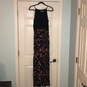 Loft Halter Maxi Dress